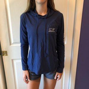 Vineyard Vines women's hoodie navy size s